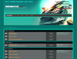 film.darmowefora.pl screenshot