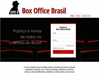filmebboxofficebrasil.com.br screenshot