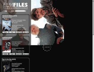 filmfiles.nl screenshot
