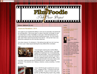 filmfoodie.blogspot.com screenshot