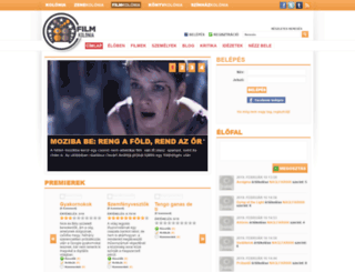 filmkolonia.hu screenshot