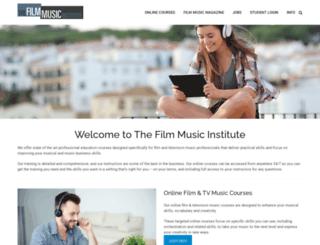 filmmusic.net screenshot