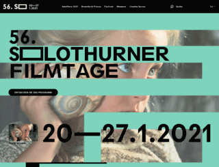filmtage-solothurn.ch screenshot