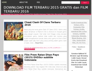 filmterbaru2015.heck.in screenshot