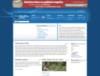 filmy-dvd.cz screenshot