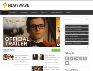 filmywave.com screenshot