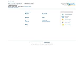 filolingvia.ru screenshot