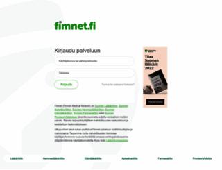 fimnet.fi screenshot
