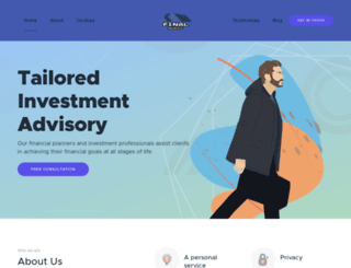 final-invest.com screenshot
