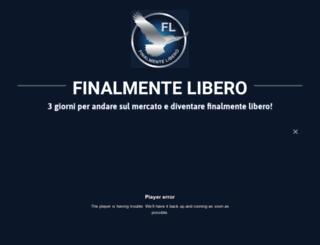finalmentelibero.com screenshot