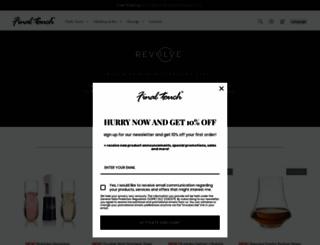 finaltouchwine.com screenshot