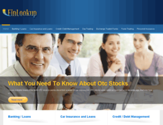 finance-look-up.com screenshot