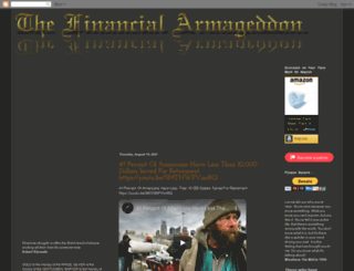 financearmageddon.blogspot.com screenshot
