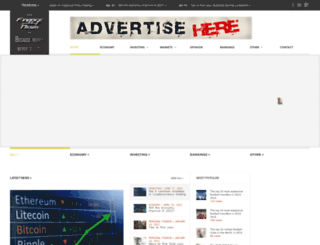 financenews24.com screenshot