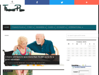 financeplan.info screenshot