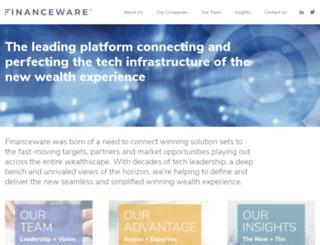 financeware.com screenshot