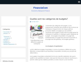 financiacom.com screenshot