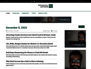 financialadvisoriq.com screenshot