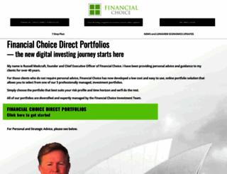 financialchoice.com.au screenshot