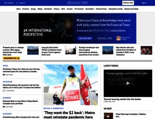 financialpost.com screenshot