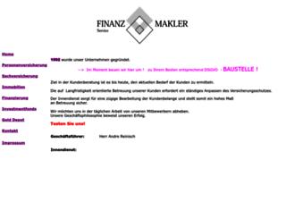 finanzmakler-service.de screenshot