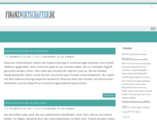 finanzwirtschafter.de screenshot