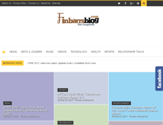 finbarrsblog.com screenshot