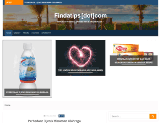 findatips.com screenshot