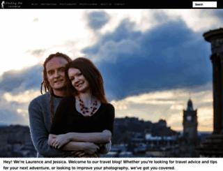findingtheuniverse.com screenshot