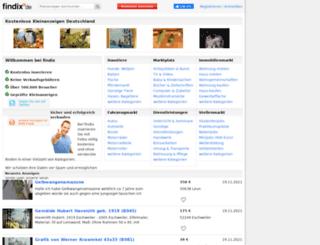findix.com screenshot