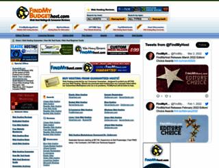 findmybudgethost.com screenshot