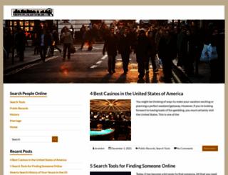 findpeoplesearchonline.com screenshot