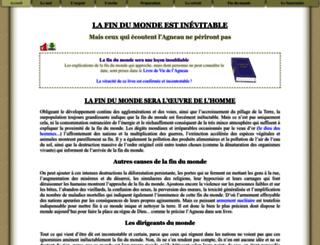findumonde.pagesperso-orange.fr screenshot
