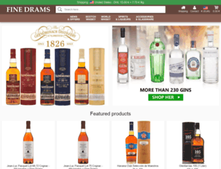 finedrams.com screenshot