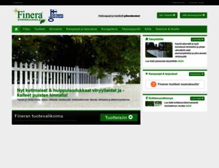 finera.fi screenshot