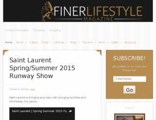 finerlifestyle.com screenshot