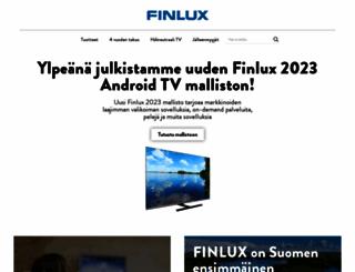 finlux.fi screenshot