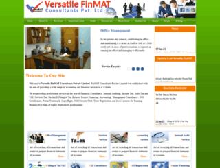 finmatconsultants.com screenshot