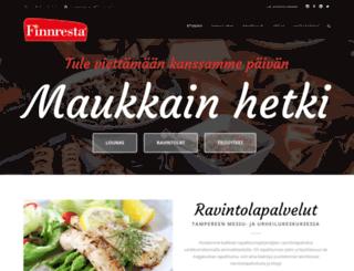 finnresta.fi screenshot