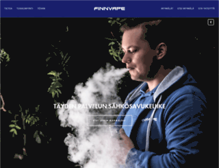 finnvape.com screenshot