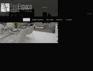 finoespaco.com screenshot