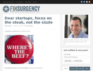 finsurgency.com screenshot