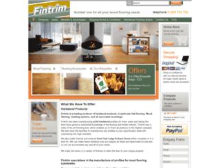 fintrim.co.uk screenshot