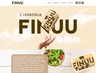 finuu.pl screenshot