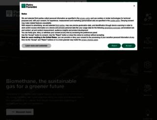 fiorentini.com screenshot