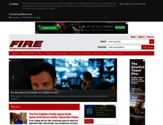 fire-magazine.com screenshot