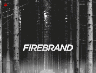 firebrandlive.com screenshot