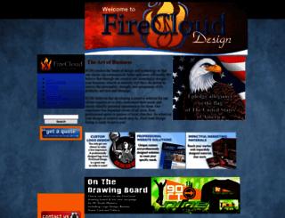 fireclouddesign.com screenshot