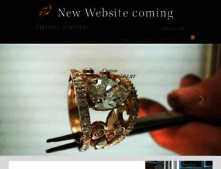firefalljewelers.com screenshot