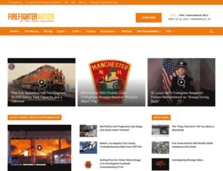 firefighternation.com screenshot